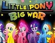 Little Pony Big War