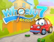 Wheely 7: Detektív