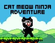 Cat Meow Ninja Adventure