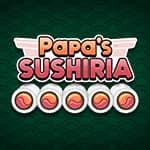 Papa's Sushiria