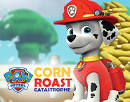 Paw Patrol Corn Roast Catastrophe