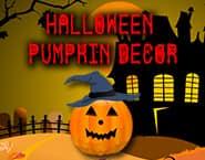 Halloween Pumpking Decor